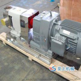 买3RP型凸轮转子泵 不锈钢转子泵找至上