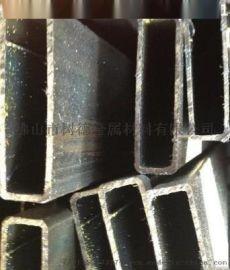316不锈钢扁通  定制316不锈钢扁管