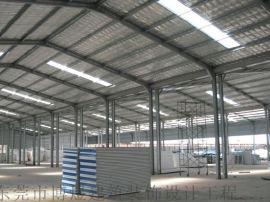 东莞中堂钢结构装修公司,承接各类钢结构工程