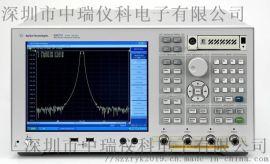 回收销售网络分析仪AgilentE5071A