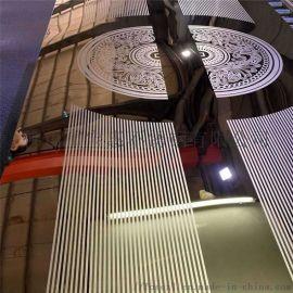 304香槟金镜面蚀刻不锈钢电梯装饰板