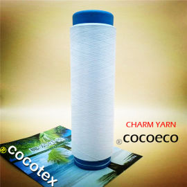cocotex 椰碳纖維 椰碳紗線 椰碳絲 面料