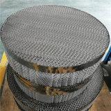 今日分享:BX500防壁流丝网波纹填料的优点和应用