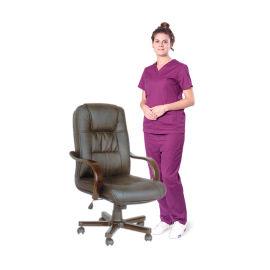 可移动可旋转医师椅 SKE060医师椅