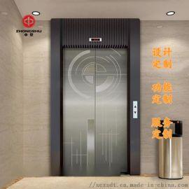 厂家直销中墅家用小型复式阁楼液压升降电梯