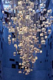 七彩石  艺术走廊
