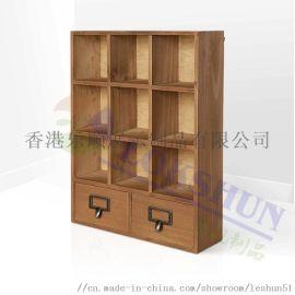 木制家具展示櫃、木制紅酒架、木制鞋架