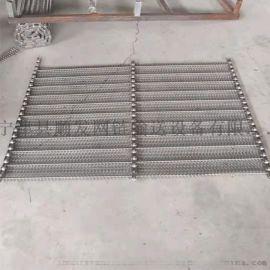 厂家定制不锈钢网带蔬菜清洗快递分拣流水线输送带烘干茶叶传送带