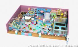 淘气堡儿童乐园 蹦床公园 滑梯游乐设备厂家