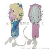 卡通塑膠  美發梳 中國制造美發梳 防靜電美發梳