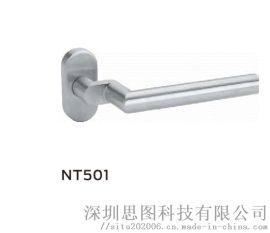 供应Briton必腾NT501欧式窄框锁把手