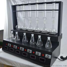 智能一体化蒸馏仪等