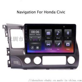 车载GPS导航适用于本田老思域