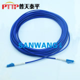 铠装光纤跳线 LC-LC铠甲光纤活动连接器