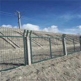 中铁专用边框防护栅栏A渝黔中铁专用边框防护栅栏厂