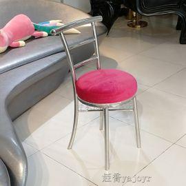 小餐椅现代简约餐椅家用靠背椅