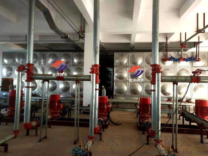 安徽阜陽消防箱泵一體化出廠價格