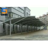 宁波厂家定制钢结构汽车棚,户外停车棚,遮阳雨棚