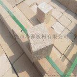 专业生产托盘支角用刨花板块 刨花脚墩 木屑墩
