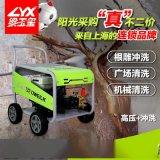 汽油高壓清洗機工業高壓清洗機高壓水射流清洗機設備