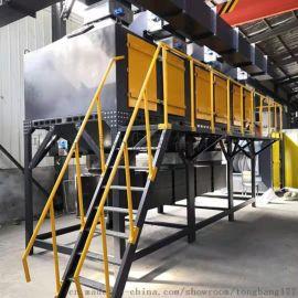 保定定州印刷包装厂环评整改RCO蓄热式催化燃烧设备