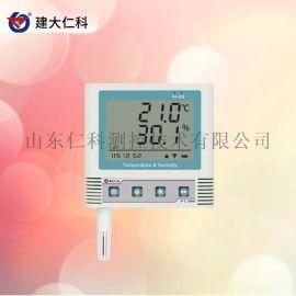 建大仁科 温湿度记录仪 温湿度报 仪 温湿度表