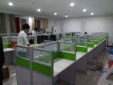 公家具简约工作屏风工位隔断职员桌椅四人位组合办公桌