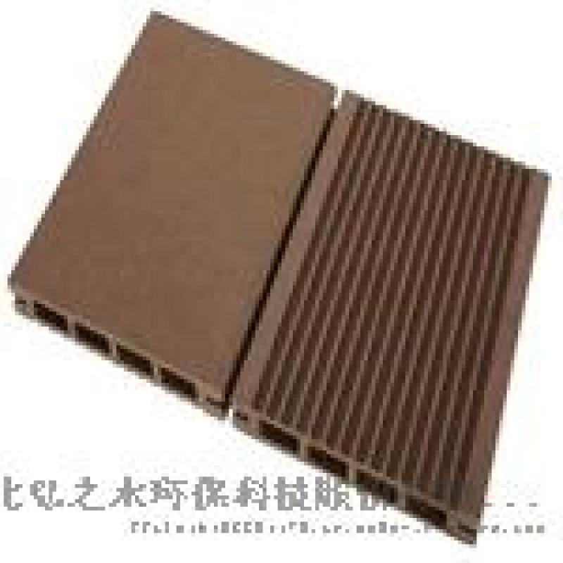 蒙古木塑地板 木塑墙板 木塑护栏