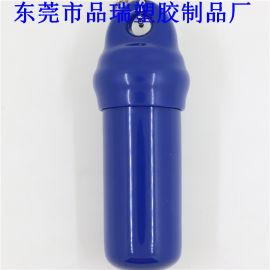 定制pvc浸塑圆桶零钱包 PVC软胶硬币包