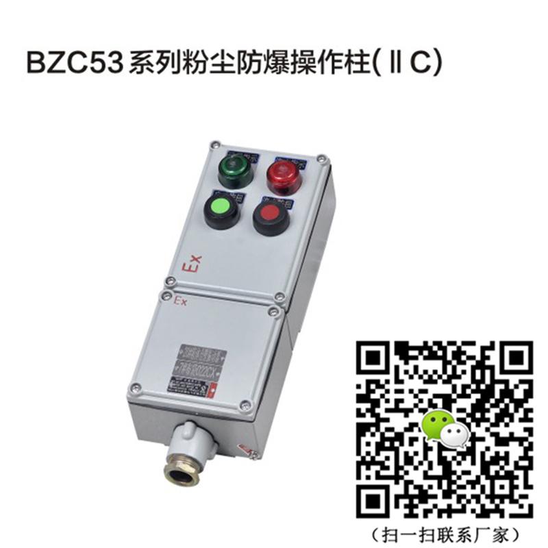 LBCZ立式掛式防爆操作柱