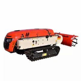 履带式旋耕机 微小型拖拉机 履带式田园管理机
