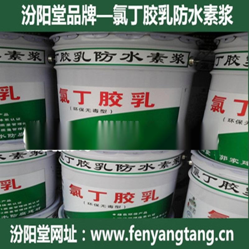 氯丁胶乳防水素浆/氯丁胶乳防水素浆生产直销/汾阳堂