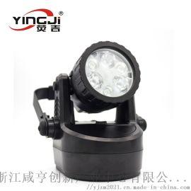 荧吉 YINGJi YJE2555B 手提式工作灯