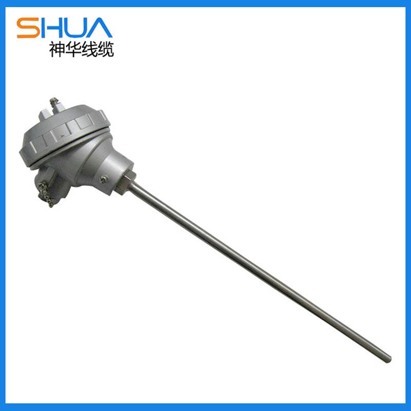 生产销售 碳化硅管耐磨热电偶 k型耐磨热电偶