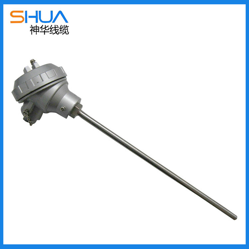 生產銷售 碳化矽管耐磨熱電偶 k型耐磨熱電偶