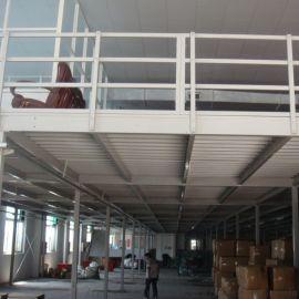 仓储设备超市储物架不锈钢货架角钢置物架铁架阁楼货架