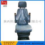 码头设备专用座椅卸船机减震座椅出口高档真皮工程座椅