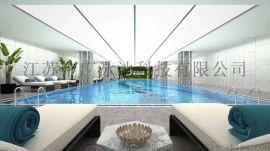 江浙沪承接拆装式钢结构泳池