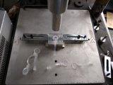 防伪鸡脚环圈扣超声波热熔压合焊接机