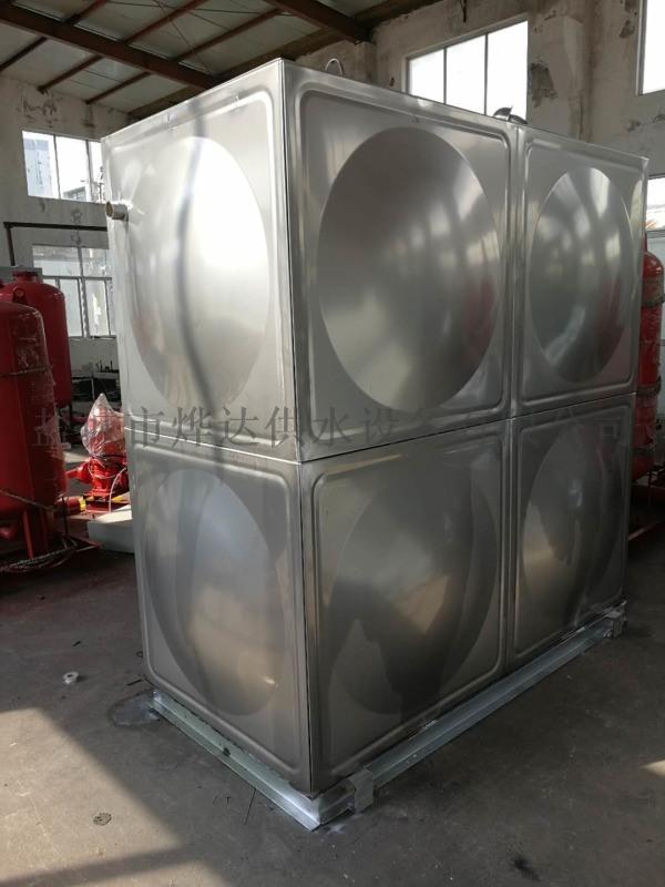 消防組合式不鏽鋼水箱