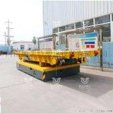 工业小车轨道平板车,钢结构车间用地平车