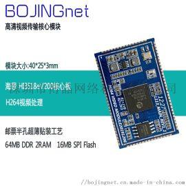 HI3518E核心模组 可视门铃 音视频数据透传