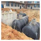 水迴圈化糞池 霈凱化糞池 生產玻璃鋼化糞池廠家