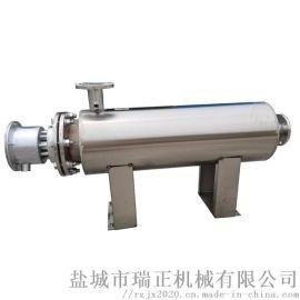 不锈钢卧式管道加热器电热管道加热器