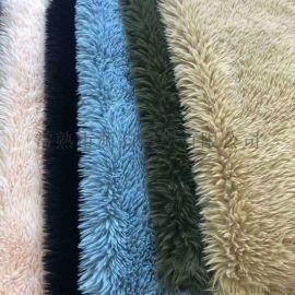 家居服针织北极绒面料