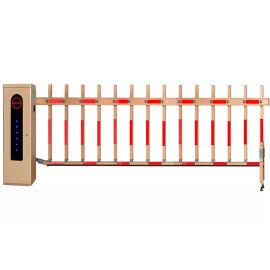 停车场管理车牌识别系统 自动直杆栅栏道闸