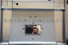 高精密钻石镜面抛光PC双色注塑模具加工厂家