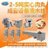 冷冻肉丸加工厂用丸子加工设备