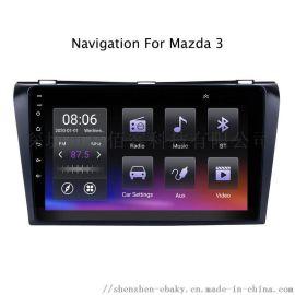 车载GPS导航适用于马自达3