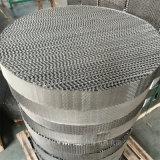科隆填料为您介绍金属网孔波纹填料技术参数